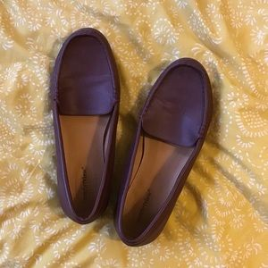 Dark Maroon Loafers